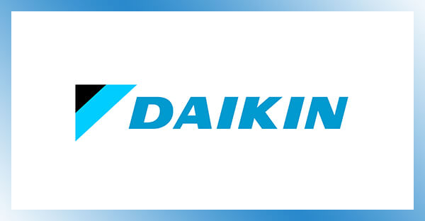 marque Daikin pompe à chaleur