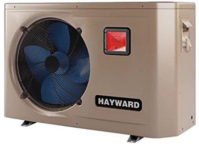 Energyline PRO Mono pompe à chaleur pour piscine marque Hayward pour tout les tailles de piscines en vente 18 Kw 7,9 Kw 11 Kw 5,8 Kw