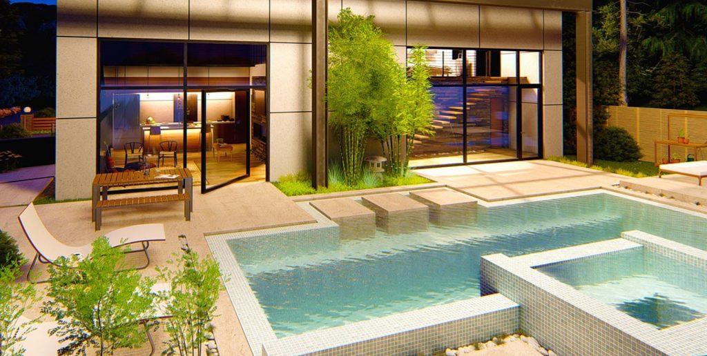 Pompe à chaleur pour piscine creusé ou hors-sol