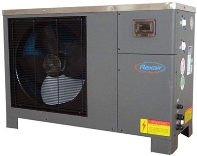 guide achat Pompe à chaleur Rexair Style'PAC 13-13kW pour piscine de 50m²